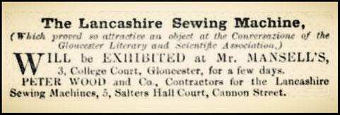 Gloucester Journal - 7 January 1854