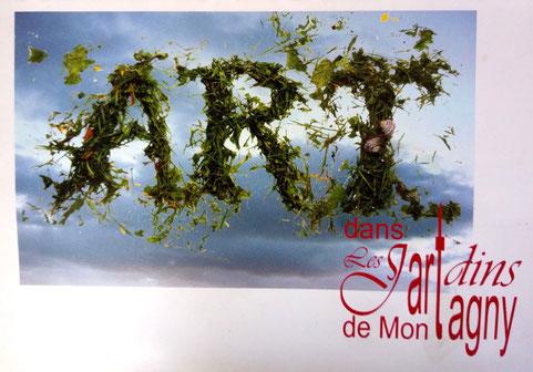 "2006 - "" Les jardins de Montagny "" Montagny-en-Vexin - Roman Gorski"