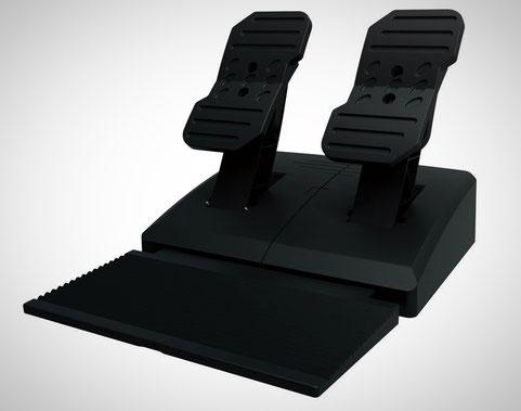 Racing Wheel Apex - PS4 Lenkrad die Pedale