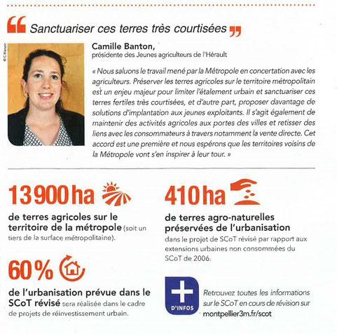 LE MAG Journal de Montpellier Méditerranée Métropole - n°39 juin 2018