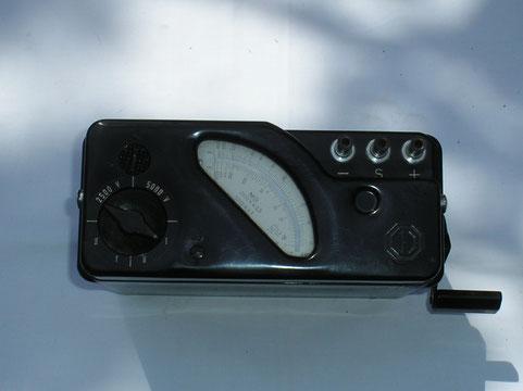 Metrawatt  Isolations Messgerät Hochvolt bis 5000 Volt