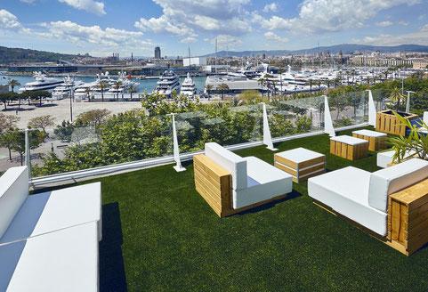Лучшие отели в Барселоне рядом с пляжами