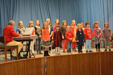 Bockleter Singmäuse 2013 - Leitung: Thomas Betzer