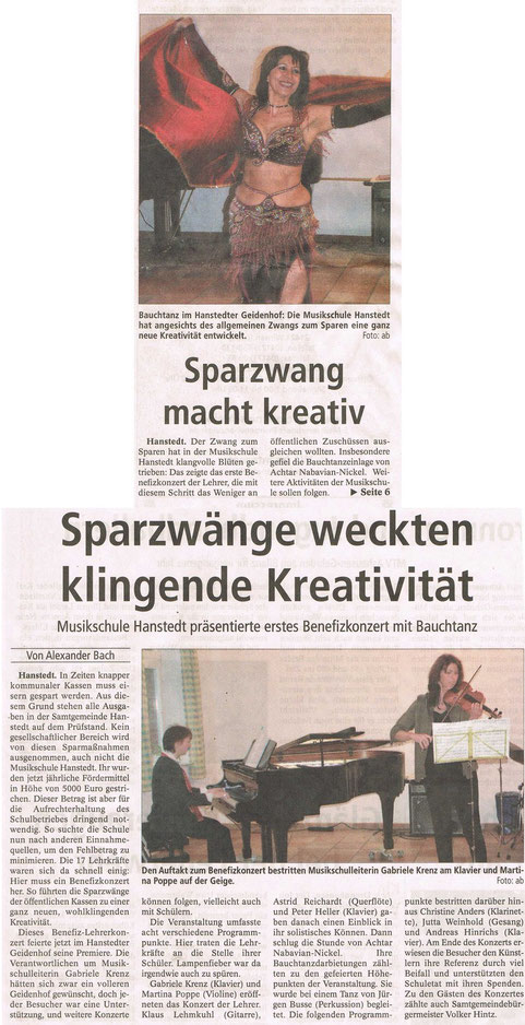 Winsener Anzeiger 23.03.2004