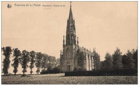Eglise de fer d'Argenteuil