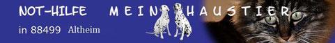 Dank Marlies Vetter - unser eigener neuer Banner!!