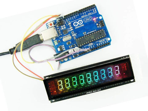 VFD Module for ARDUINO