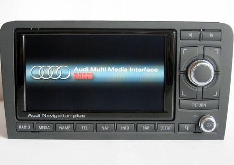 Audi a3 rns e 193