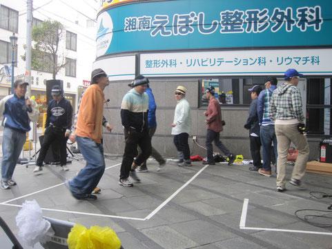 茅ヶ崎の街角で叫ぶ!「ここは都会のオアシスだ!」