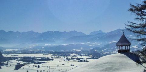 Wander- und Schneeschuhweg bei Rettenberg aus http://allgaeu-erleben.com/2101-rottachberg.php