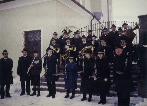 Blasmusikkapelle Böheimkirchen 198x