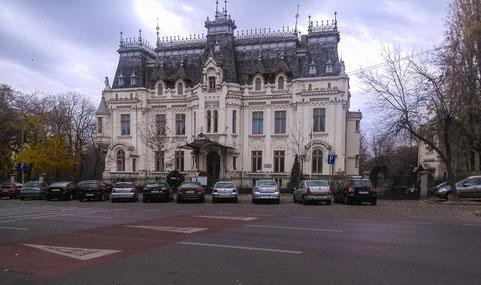 European Center for higher education - Bucharest