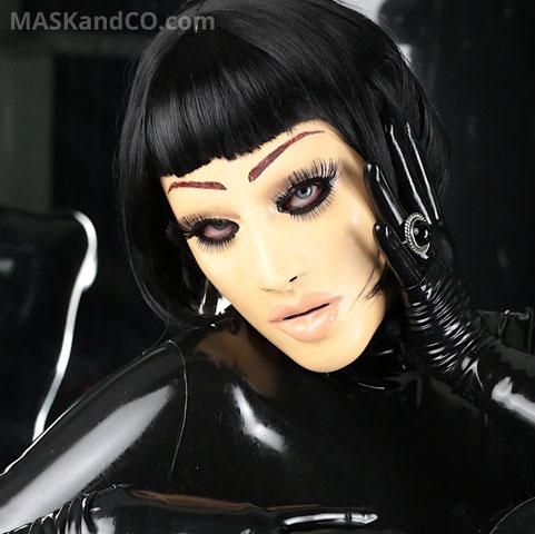 female mask