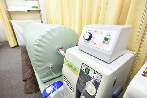 女性のための酸素カプセル