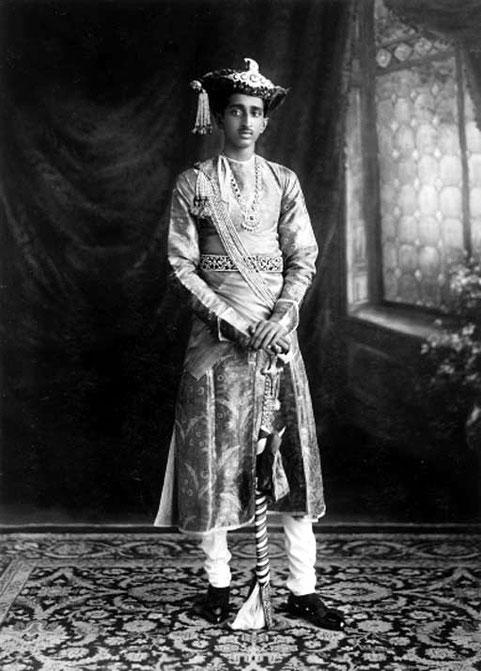 Maharajadhiraj Raj Rajeshwar Sawai Shri Yeshwantrao II Holkar XIV Bahadur, Maharaja of Indore, GCIE