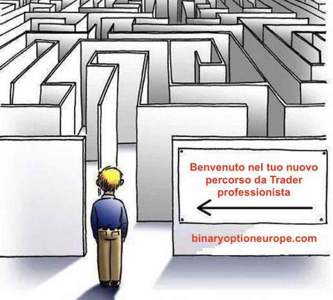 come diventare trader professionista