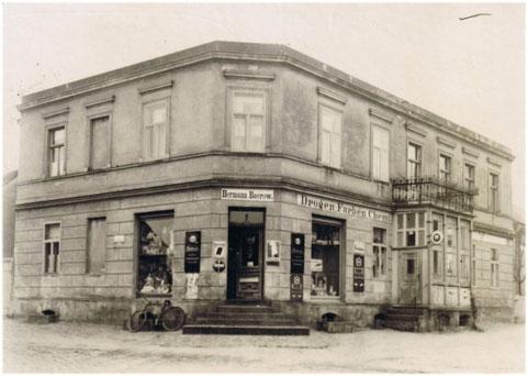 Handelshaus H. Baerow, 1932.