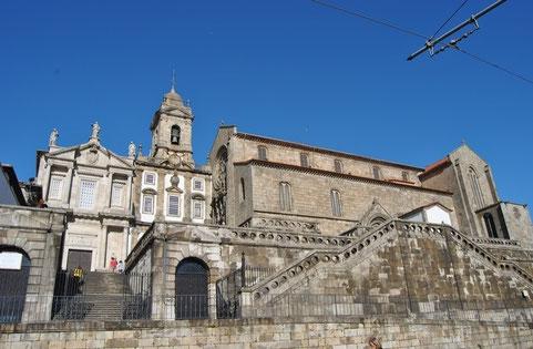 Porto Kirchen - Igreja de São Francisco