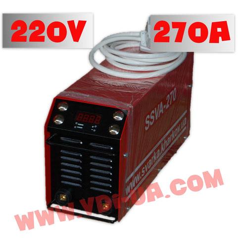 SSVA-270 инверторная сварка