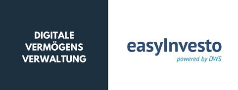 Digitale Vermögensverwaltung EasyInvesto
