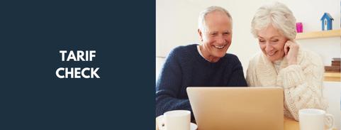 Tarifrechner Sterbegeldversicherung