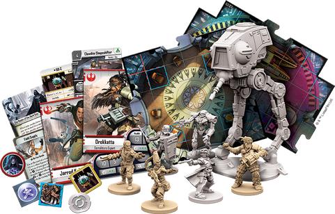 Star Wars Imperial Assault: Heart of the Empire angekündigt