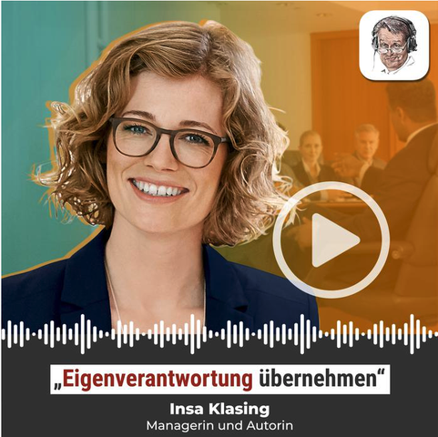 Interview mit Insa Klasing im Gabor Steingart Podcast