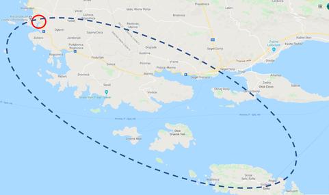 RYA sailing school in Croatia - White Wake Sailing