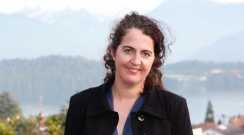Claudia Steiner, Filmemacherin, doCfilm GmbH Meggen