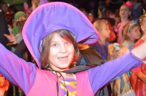 Der Phantasie bei der Kostümwahl sind keine Grenzen gesetzt.