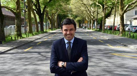 """SP-Nationalrat Matthias Aebischer: """"Die echten Probleme, die bei Trennungen oder Scheidungen anfallen, wird auch das neue Gesetz nicht lösen können."""""""
