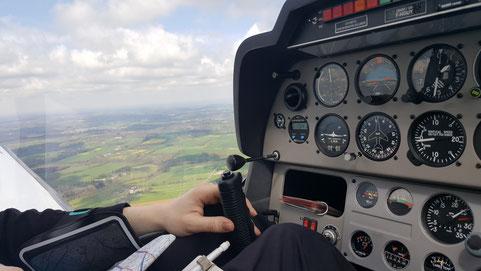 Pilotage avion hop tour des jeunes pilotes