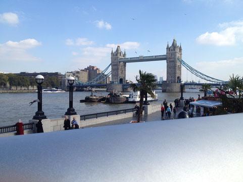 London England AIDA