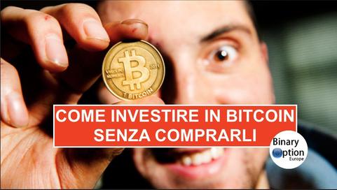 come fare trading bitcoin con opzioni binarie