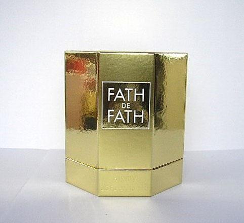 JACQUES FATH - FATH : EXTRAIT DE PARFUM