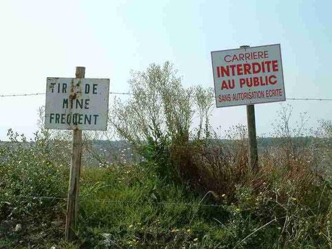 Pas de carrières sur la commune d'Oloron - Soeix- Bager.