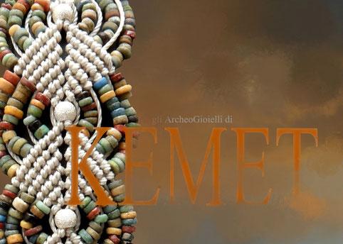 IXION presenta gli Archeogioielli di Kemet