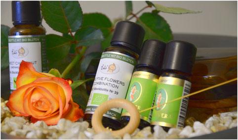 Bachblüten, Aromaöle, Ätherische Öle, Tensor, Steine, Harmonie, Ausgleich, Sinnlichkeit, Düfte, Aromen