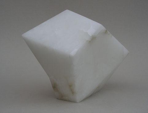 fluidité et clarté - aalbâtre blanc 2015 33cm