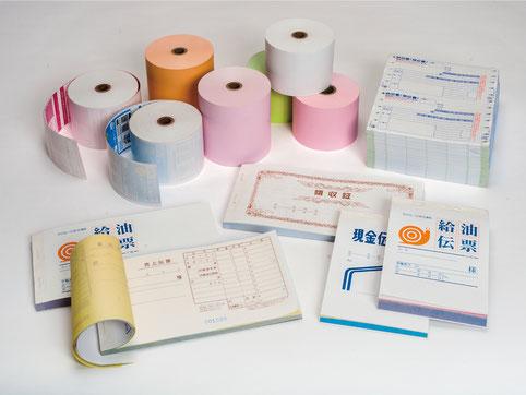 伝票印刷,業務の効率化と付加価値をもたらす伝票印刷,小宮山印刷工業株式会社