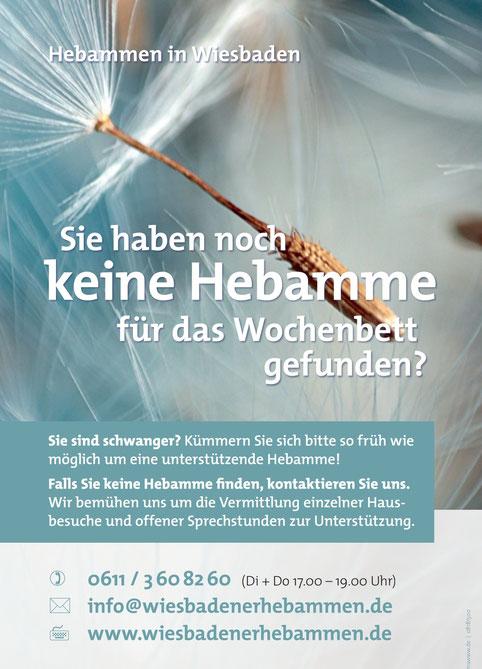 Hebammen-Servicestelle in Wiesbaden