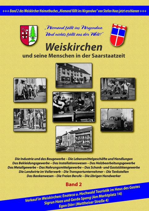 Stefan Haas Blitzlichtkabinett saarländische Heimatgeschichte Saarstaat Saar-Nostalgie