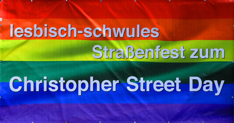 CSD in Hamburg August 2014