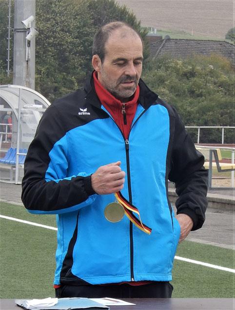 Stefan Münch war der erfolgreichste Phoenixathlet in Dissen!