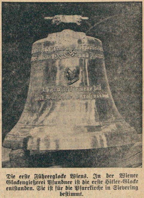 """Bildquelle: """"Neues Wiener Tagblatt"""", 11.05.1938, S. 9"""