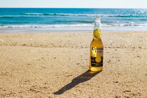 Alkohol wird in Dubai nur in speziellen Spirituosenshops verkauft