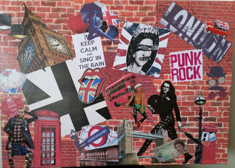 Tableau London Punk