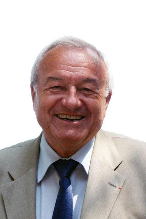 Bernard BROCHAND - Maire de Cannes - 2004  - Photo © AnikCouble