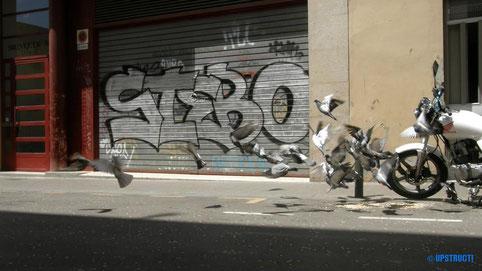 Barcelona, E
