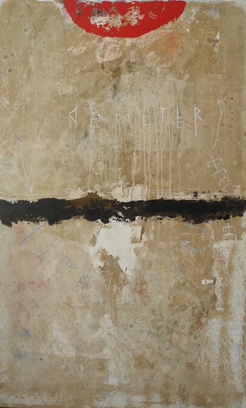 Demeter I, 2008, 100 x 160 cm, 2008